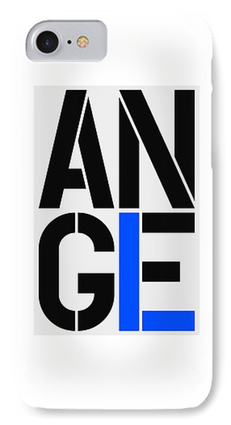 Angel IPhone Case by Three Dots