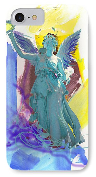 Angel, Victory Is Now IPhone Case