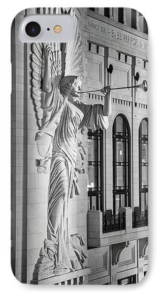 Angelic Blast - Bass Hall IPhone Case by Stephen Stookey