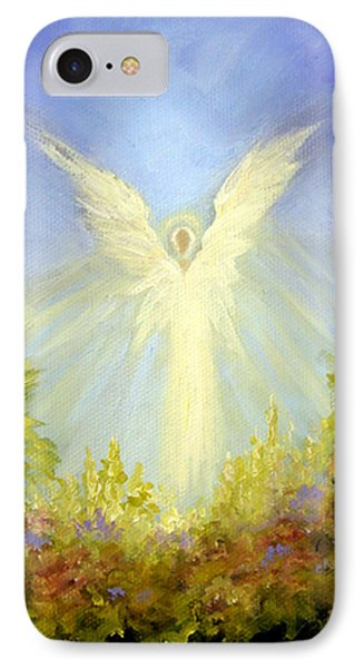 Angel's Garden IPhone Case