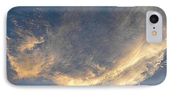 Angels Paint The Sky IPhone Case