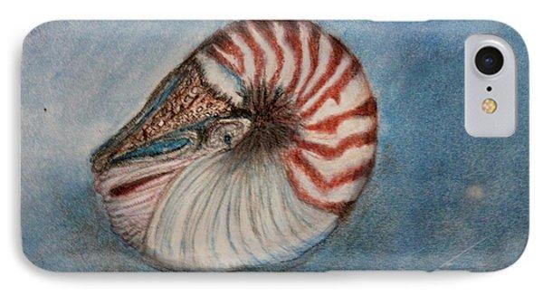 Angel's Seashell  IPhone Case