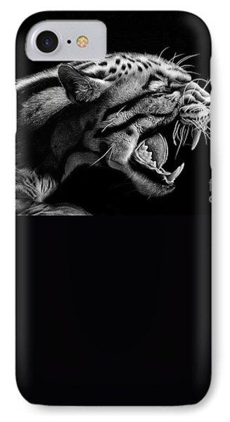 Anger IPhone Case by Miro Gradinscak