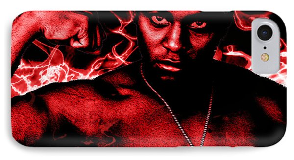 Anger IPhone Case by Tbone Oliver