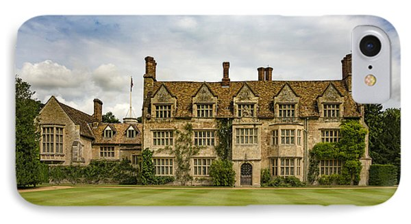 Anglesey Abbey IPhone Case by Svetlana Sewell