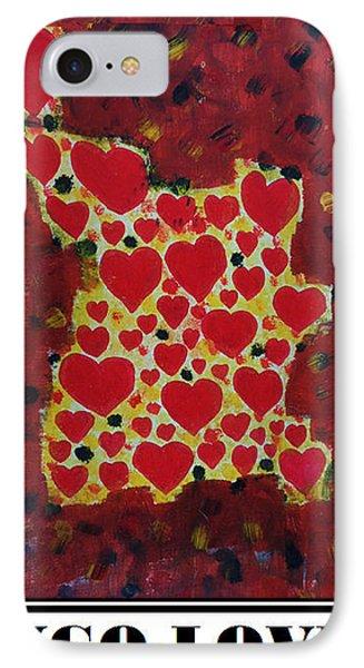 Ango Love IPhone Case