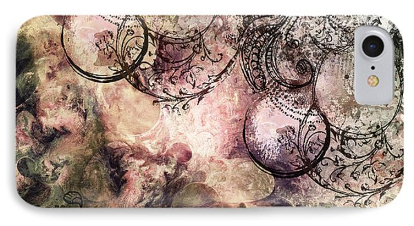 Anima Abstract IPhone Case