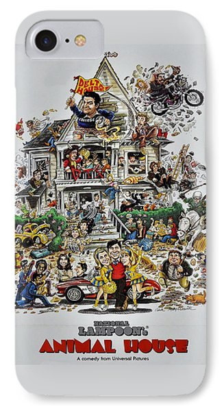 Animal House  IPhone Case by Movie Poster Prints