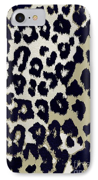 Animal Print  IPhone Case by Mindy Sommers