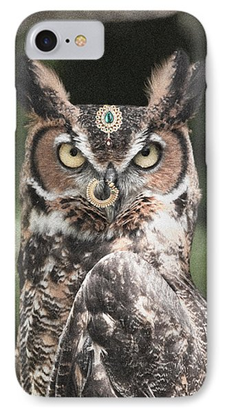 Animal Royalty 13 IPhone Case