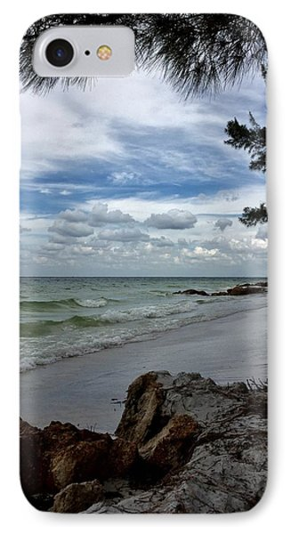 IPhone Case featuring the photograph Anna Maria Island  by Jean Marie Maggi
