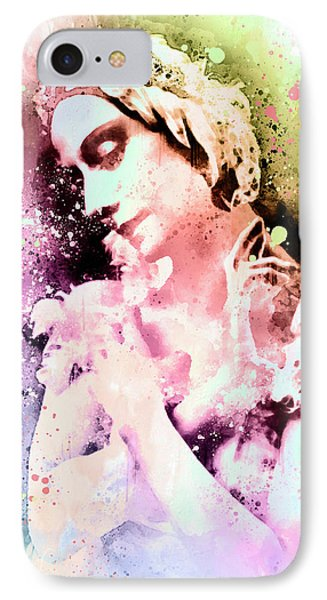 Anna Pavlova Whimsical Ballerina IPhone Case