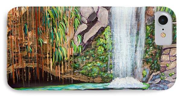Annandale Waterfall IPhone Case