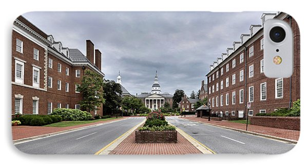 Annapolis Maryland  IPhone Case