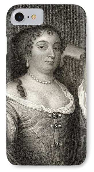 Anne Hyde, Duchess Of York, 1637-1671 IPhone Case