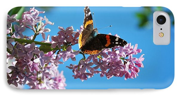 Annie's Butterfly IPhone Case