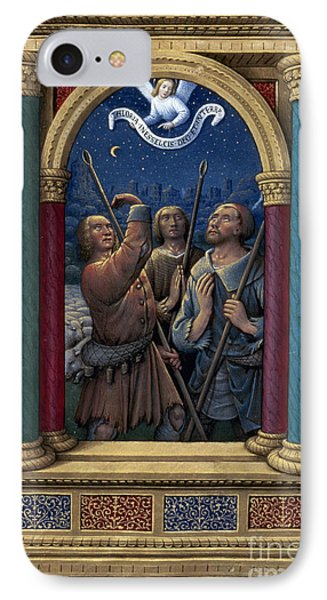 Annunciation To Shepherds Phone Case by Granger
