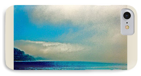 Ano Nuevo Fog 2 IPhone Case by Scott L Holtslander