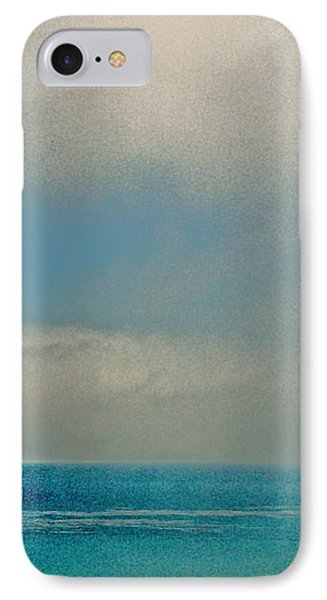 Ano Nuevo Fog  IPhone Case by Scott L Holtslander