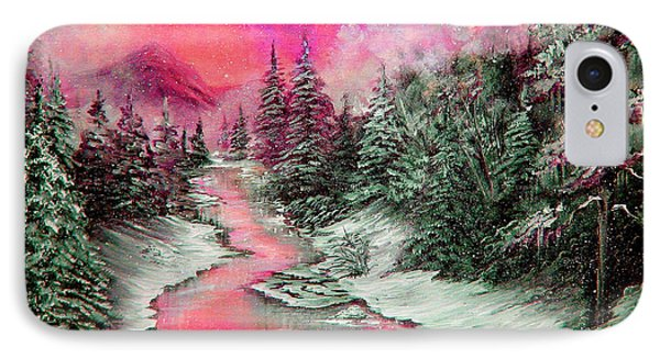 Another Cold And Windy Day 3 IPhone Case by Patrice Torrillo