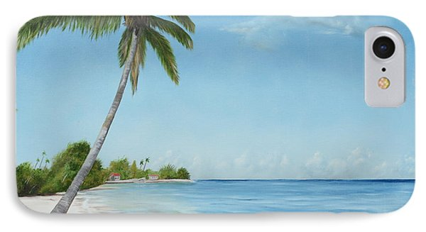 Another Day In Paradise IPhone Case by Lloyd Dobson