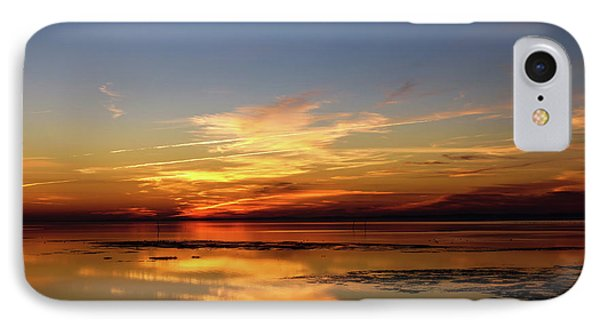 IPhone Case featuring the photograph Another Day by Thierry Bouriat