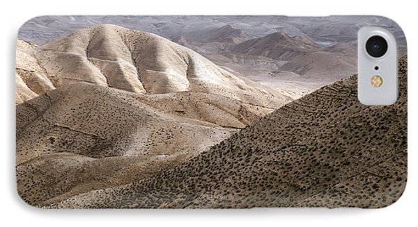 Another View From Masada IPhone 7 Case by Dubi Roman