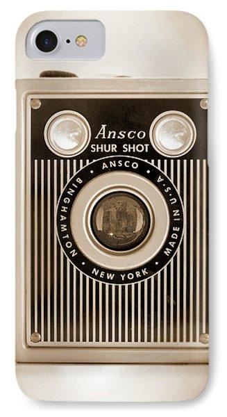 Ansco Shur Shot Phone Case by Mike McGlothlen