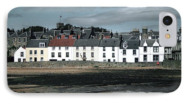 Anstruther Beach IPhone Case