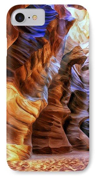 Antelope Canyon IPhone Case