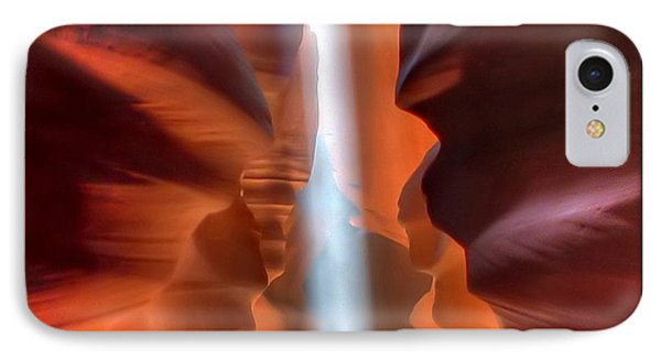Antelope Canyon Light IPhone Case by Farol Tomson