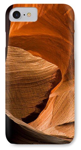 Antelope Canyon No 3 IPhone Case by Adam Romanowicz