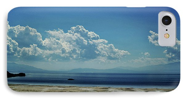 Antelope Island, Utah Phone Case by Cynthia Powell