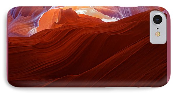 Antelope View IPhone Case by Jonathan Davison