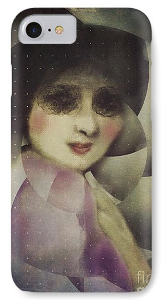 IPhone Case featuring the digital art Anticipation by Alexis Rotella