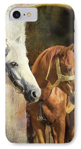 Anticipation IPhone Case by Colleen Taylor