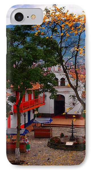 Antioquia IPhone Case by Skip Hunt