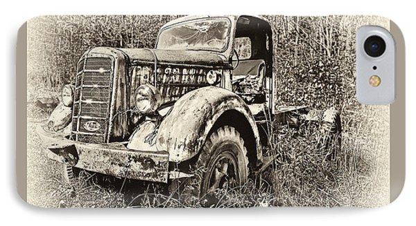 Antique 1947 Mack Truck IPhone Case