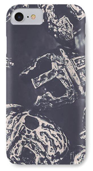 Antique Battles IPhone Case by Jorgo Photography - Wall Art Gallery