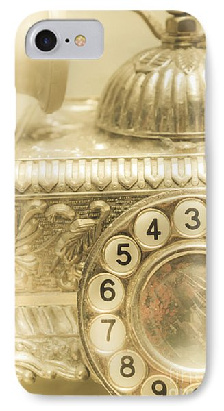 Antique Connections IPhone Case by Jorgo Photography - Wall Art Gallery
