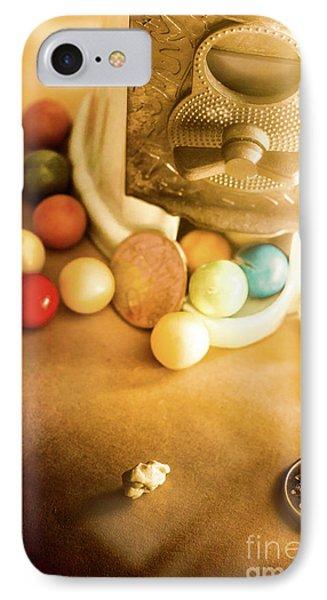 Antique Gumball Vending Machine  IPhone Case