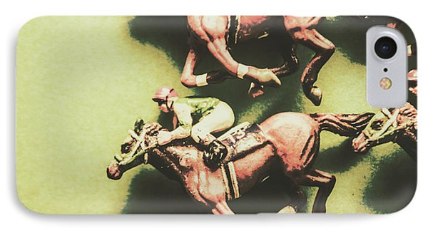 Antique Race IPhone Case by Jorgo Photography - Wall Art Gallery