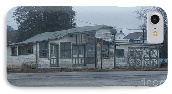 Antique Refueling Station   # IPhone Case