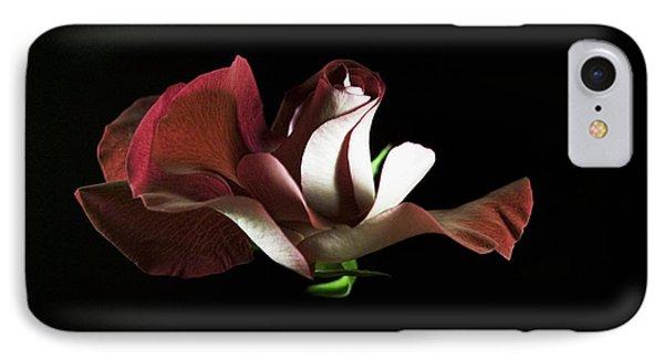 Antique Rose IPhone Case by Elsa Marie Santoro