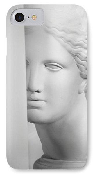 IPhone Case featuring the photograph Antique Sculpture by Andrey  Godyaykin
