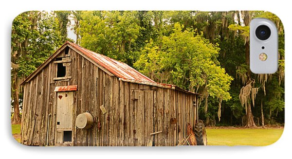 Antique Shed IPhone Case