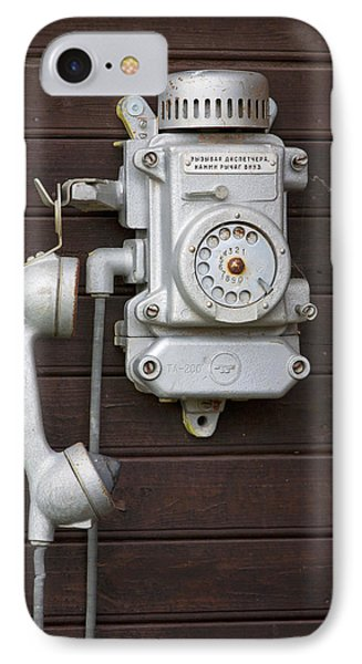 Antique Telephone Phone Case by Jaak Nilson