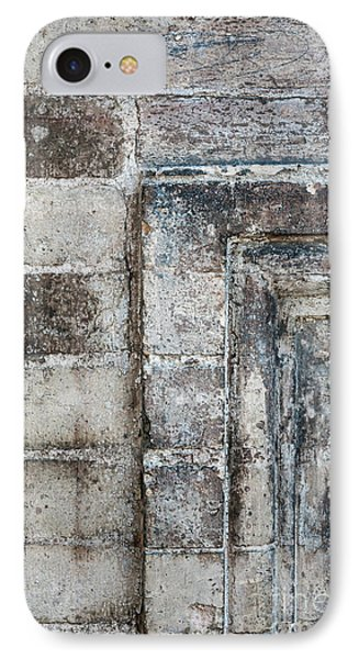 IPhone Case featuring the photograph Antique Wall Detail by Elena Elisseeva