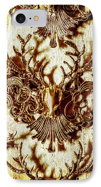 Antler Antiquities IPhone Case by Jorgo Photography - Wall Art Gallery