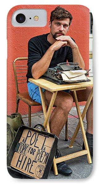 Antoine Phone Case by Steve Harrington